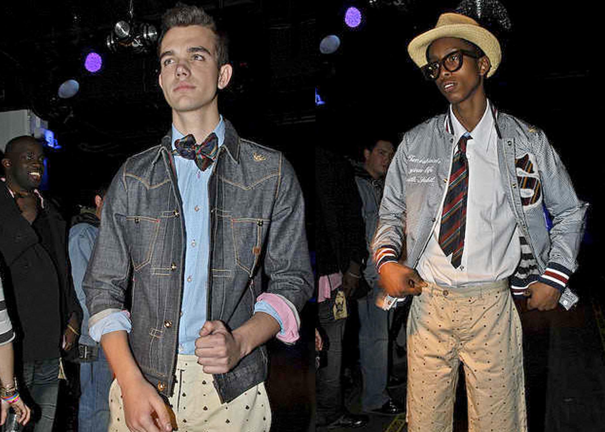 Sabit Nyc Fashion Show